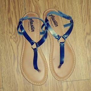 Strappy Austin Sandals